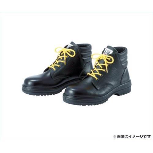 ミドリ安全 静電中編上靴 25.5cm RT920S25.5 [r20][s9-910]