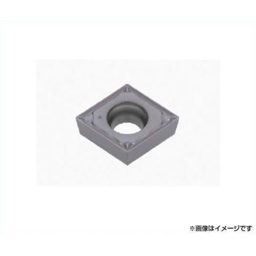 タンガロイ 旋削用M級ポジTACチップ COAT CCMT060208PS ×10個セット (AH725) [r20][s9-820]