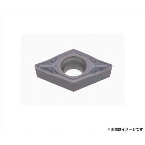 タンガロイ 旋削用M級ポジTACチップ COAT DCMT070204PSS ×10個セット (AH725) [r20][s9-830]
