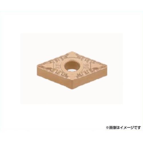 タンガロイ 旋削用M級ネガTACチップ COAT DNMG150404ZF ×10個セット (T9125) [r20][s9-830]