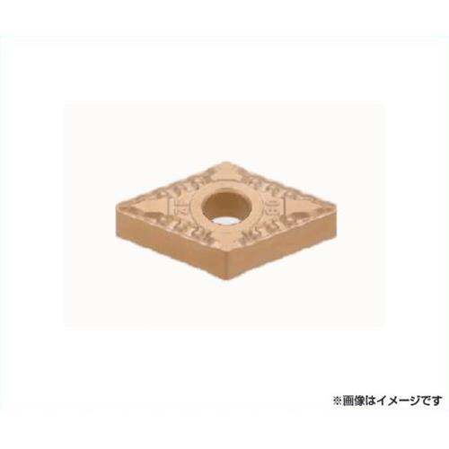 タンガロイ 旋削用M級ネガTACチップ COAT DNMG150408ZF ×10個セット (T9125) [r20][s9-830]