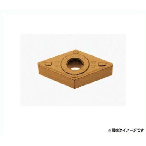 タンガロイ 旋削用M級ネガTACチップ COAT DNMG150608DM ×10個セット (T9125) [r20][s9-910]