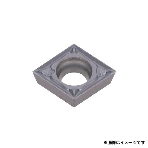 タンガロイ 旋削用M級ポジTACチップ COAT CPMT060204PS ×10個セット (T9115) [r20][s9-820]