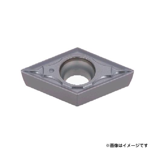 タンガロイ 旋削用M級ポジTACチップ COAT DCMT11T302PS ×10個セット (T9115) [r20][s9-910]