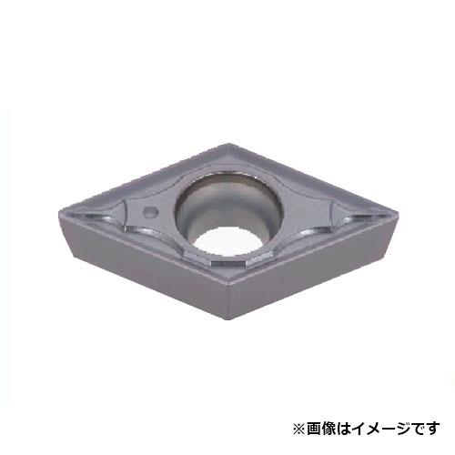 タンガロイ 旋削用M級ポジTACチップ COAT DCMT11T308PS ×10個セット (T9115) [r20][s9-830]