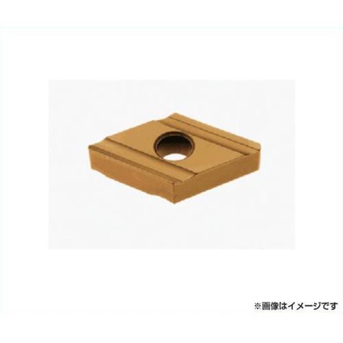 タンガロイ 旋削用M級ネガTACチップ COAT DNMG150408LS ×10個セット (T9125) [r20][s9-910]