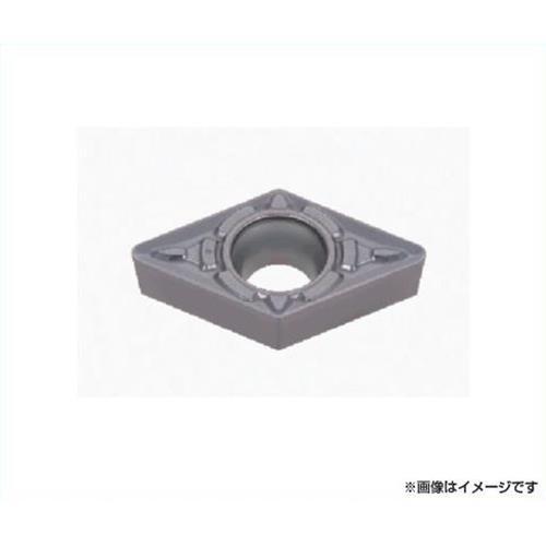 タンガロイ 旋削用M級ポジTACチップ COAT DCMT070204PM ×10個セット (T6130) [r20][s9-900]