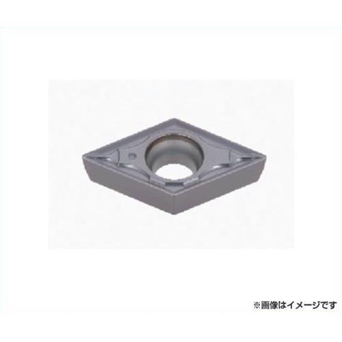 タンガロイ 旋削用M級ポジTACチップ COAT DCMT070204PS ×10個セット (T6120) [r20][s9-900]