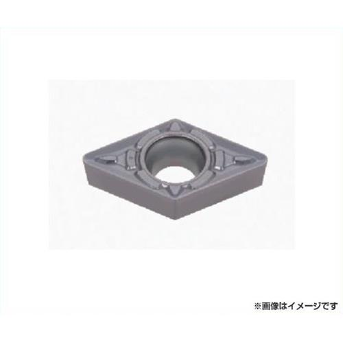 タンガロイ 旋削用M級ポジTACチップ COAT DCMT070208PM ×10個セット (T6120) [r20][s9-900]