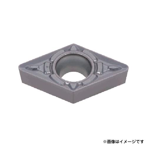 タンガロイ 旋削用M級ポジTACチップ COAT DCMT11T304PM ×10個セット (T6130) [r20][s9-910]