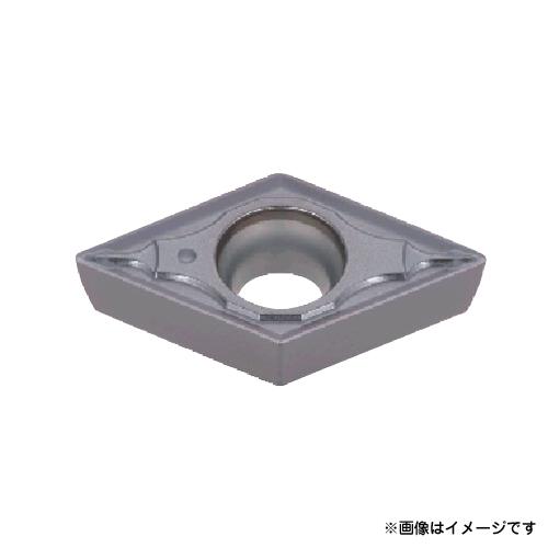 タンガロイ 旋削用M級ポジTACチップ COAT DCMT11T304PS ×10個セット (T6120) [r20][s9-910]