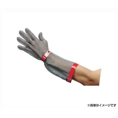 ミドリ安全 ステンレス製 耐切創手袋ロングタイプ MST-550 L MST550L [r20][s9-910]