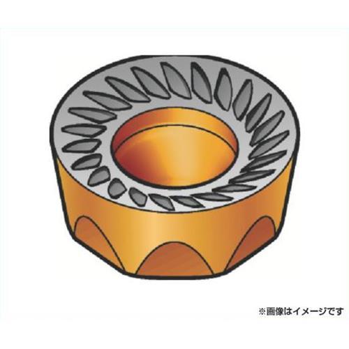 サンドビック コロミル200用チップ J048 RCKT2006MOPM ×10個セット (J048) [r20][s9-910]
