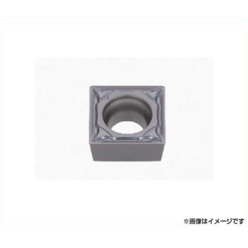 タンガロイ 旋削用M級ポジTACチップ COAT SCMT09T304PS ×10個セット (AH725) [r20][s9-910]