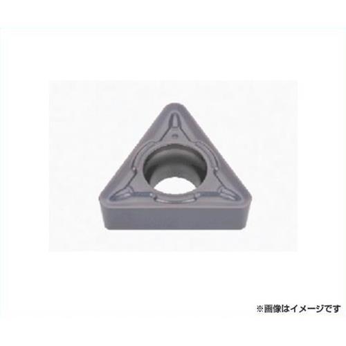 タンガロイ 旋削用M級ポジTACチップ COAT TCMT16T312PM ×10個セット (AH725) [r20][s9-910]