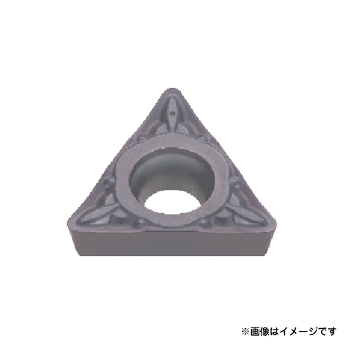 タンガロイ 旋削用M級ポジTACチップ COAT TPMT110204PSS ×10個セット (T9115) [r20][s9-820]