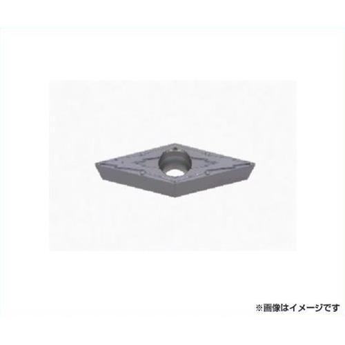 タンガロイ 旋削用M級ポジTACチップ COAT VBMT110304PSF ×10個セット (AH725) [r20][s9-910]
