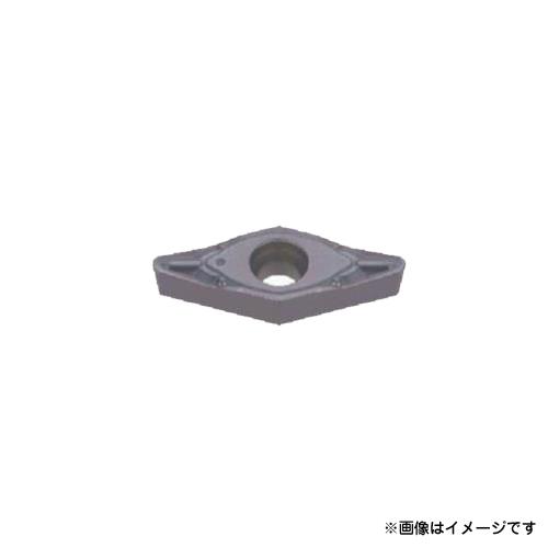 タンガロイ 旋削用M級ポジTACチップ COAT VCMT160404PSS ×10個セット (AH725) [r20][s9-910]