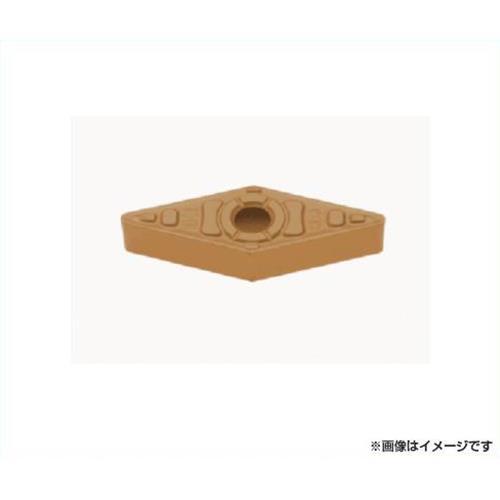 タンガロイ 旋削用M級ネガTACチップ COAT VNMG160412DM ×10個セット (T9115) [r20][s9-910]