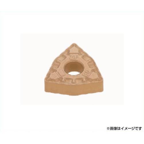 タンガロイ 旋削用M級ネガTACチップ COAT WNMG080408ZF ×10個セット (T9125) [r20][s9-900]