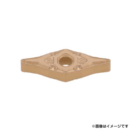 タンガロイ 旋削用M級ネガTACチップ COAT YNMG160408ZF ×10個セット (T9125) [r20][s9-910]