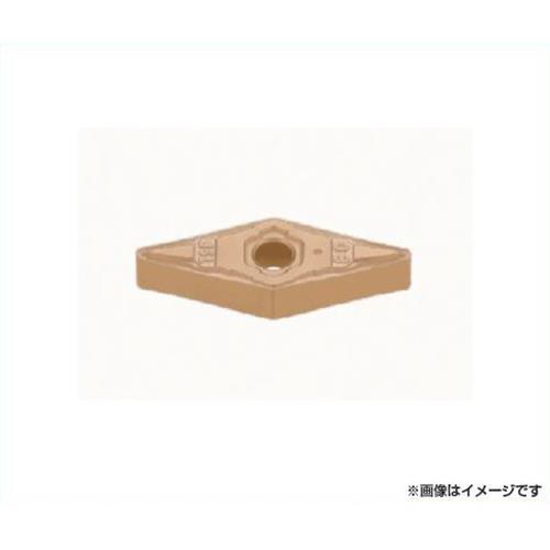 タンガロイ 旋削用M級ネガTACチップ COAT VNMG160404TSF ×10個セット (T9125) [r20][s9-910]