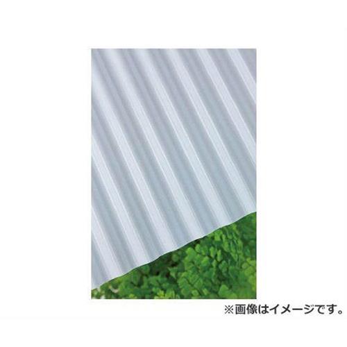 タキロン ポリカ波板 32波 9尺 770オパール 217972 ×10枚セット [r22]
