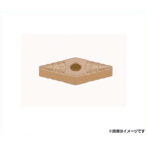タンガロイ 旋削用M級ネガTACチップ COAT VNMG160408ZF ×10個セット (T9135) [r20][s9-910]