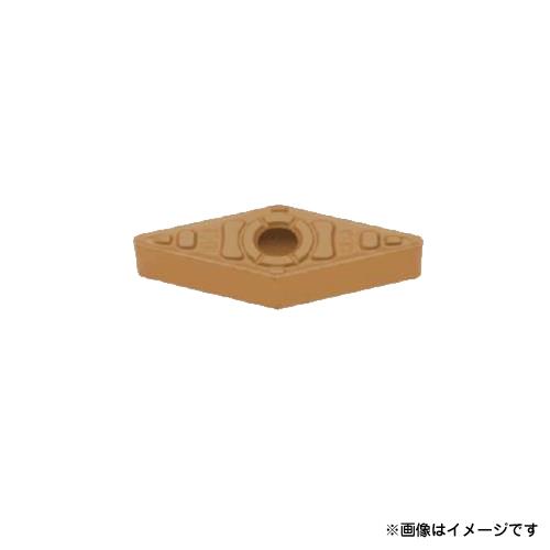 タンガロイ 旋削用M級ネガTACチップ VNMG160412DM ×10個セット (T9135) [r20][s9-910]