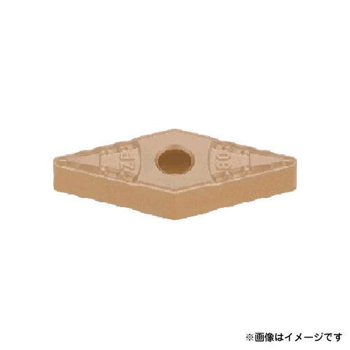 タンガロイ 旋削用M級ネガTACチップ COAT VNMG160412ZF ×10個セット (T9135) [r20][s9-830]