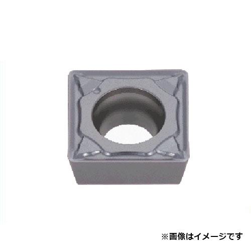 タンガロイ 旋削用M級ポジTACチップ COAT SPMT120404PS ×10個セット (T6130) [r20][s9-910]