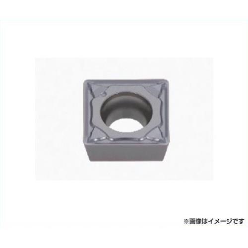 タンガロイ 旋削用M級ポジTACチップ COAT SPMT120408PS ×10個セット (T6130) [r20][s9-910]