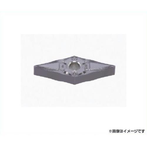 タンガロイ 旋削用M級ポジTACチップ COAT VNMG160404SF ×10個セット (T6120) [r20][s9-910]
