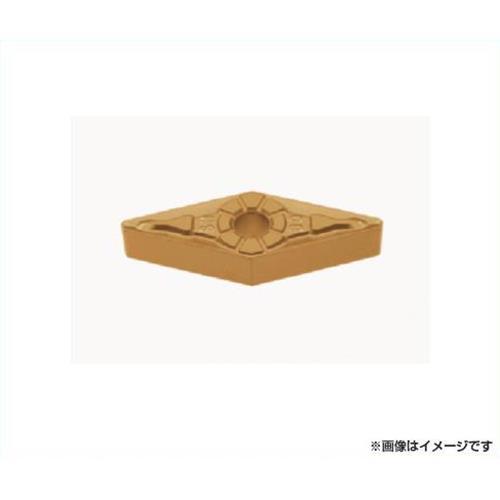 タンガロイ 旋削用M級ポジTACチップ COAT VNMG160408SM ×10個セット (T6120) [r20][s9-910]