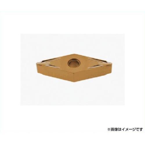 タンガロイ 旋削用M級ポジTACチップ COAT VNMG160408SS ×10個セット (T6130) [r20][s9-910]