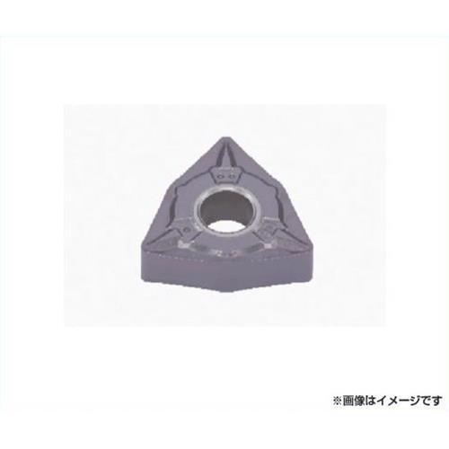 タンガロイ 旋削用M級ポジTACチップ COAT WNMG080404SF ×10個セット (T6130) [r20][s9-830]