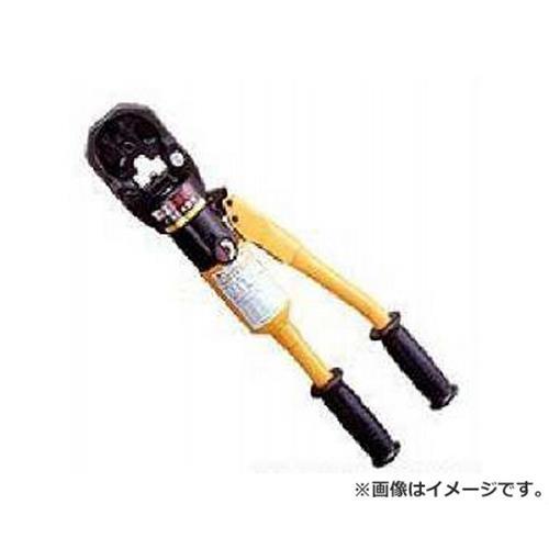 ロブテックス 圧着工具/手動油圧 AKH150S [エビ LOBSTER 電設工具 圧着 手動油圧式 早送リ機構付 AKH150S]
