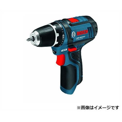 ボッシュ バッテリードライバードリル GSR10.8-2-LIH [bosch バッテリー工具 バッテリー ドライバー GSR]