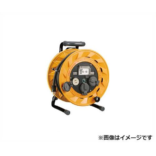 [最大1000円OFFクーポン] ハタヤ ブレーカーリール BR-301 [BR型 漏電遮断器 100V ネームプレート 温度センサー 防塵キャップ HATAYA]