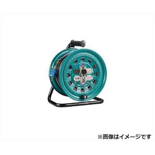 [最大1000円OFFクーポン] ハタヤ 感電レスコードリール SBGE-301KCX [アース 感知機能付 感電 防塵 キャップ 接地端子 温度センサー ニュートビプラグ HATAYA]