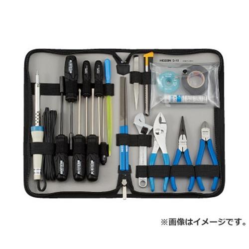 ホーザン 工具セット S10230 [HOZAN 工具 収納 コンパクト S-10-230]