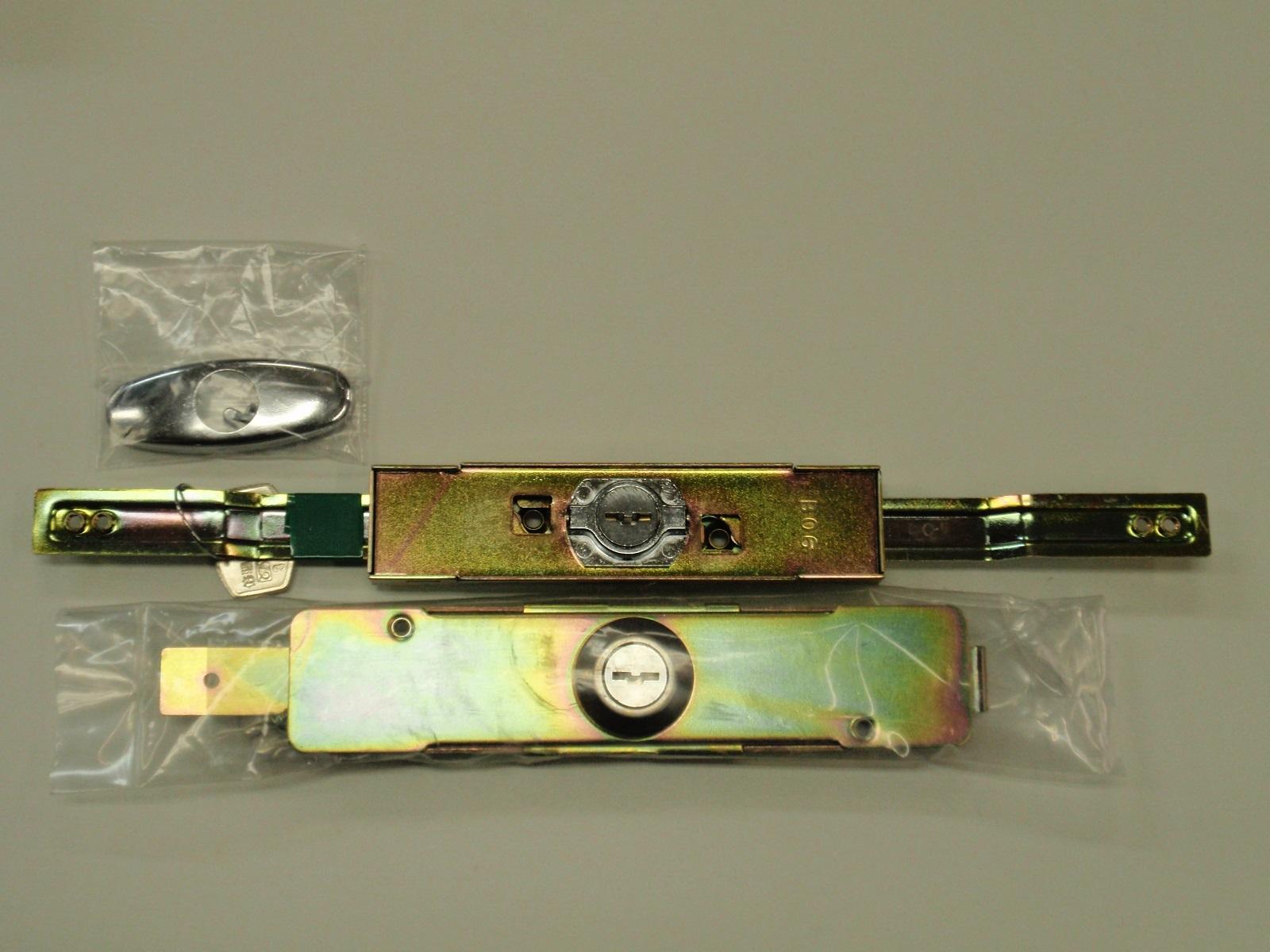 取替用シャッター錠 同一キータイプシャッター錠 三和シャッター (新型)KS-25 & アクアキー ウォーターロック 水圧錠 2個セット同一キータイプ 特注品 SANWA サンワ 防犯 鍵 交換 取替