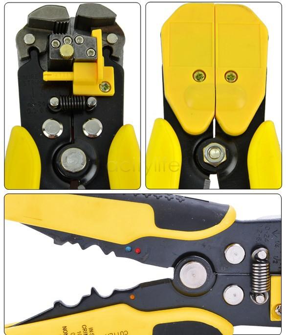 ボルト ストリッパー 万能電工ペンチの種類と使い方! ケーブルの切断、ストリッパー、ボルト切断、圧着ができる万能ペンチ