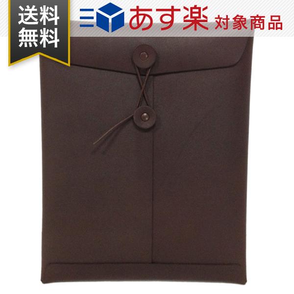 ジービービー gbb ipad ケース カバー Custom Leather カスタムレザー レザー アイパッド カバー Envelope iPad Case クラッチ バッグ gbb ipad choco