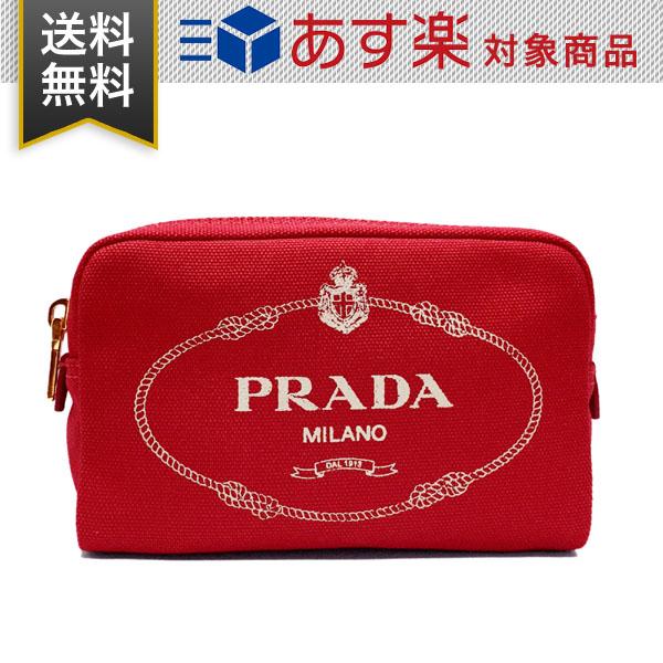 cdb92fee55c1 プラダ ポーチ PRADA 新品 送料無料 ギフト・プレゼント包装無料 プラダ ポーチ カナパ PRADA 1NA021