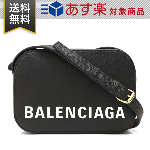 バレンシアガ バッグ ヴィル カメラ バッグ XS BALENCIAGA 558171 0OTNM 1090 レディース 斜め掛け ショルダーバッグ レザー ブラック