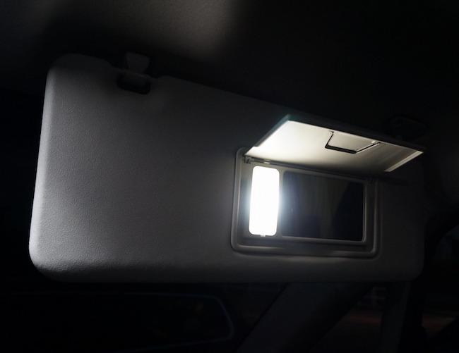 三菱デリカD:5 超安い 受賞店 LED SMD DELICA D:5 バニティランプ