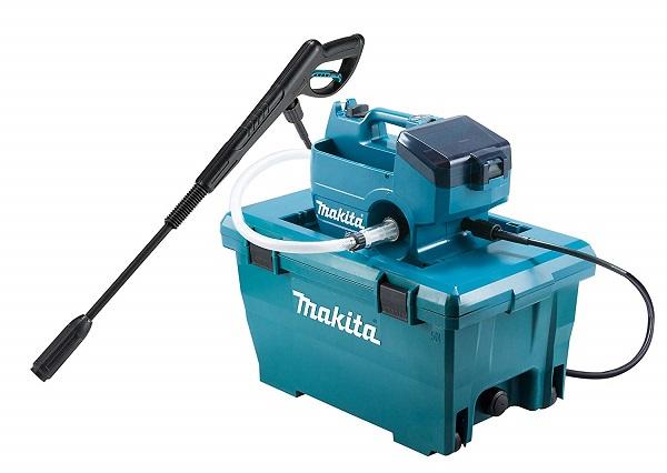 マキタ 充電式高圧洗浄機 MHW080DPG2
