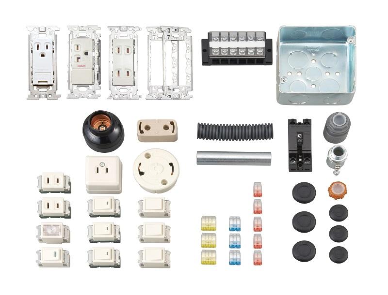 【2020年度候補問題対応】ホーザン 第二種電工試験練習用 器具セット DK-55