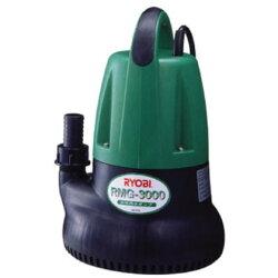 リョービ RYOBI 水中汚水ポンプ 50Hz RMG-3000